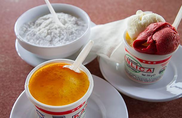 Le yaourt Turc de Kanlica
