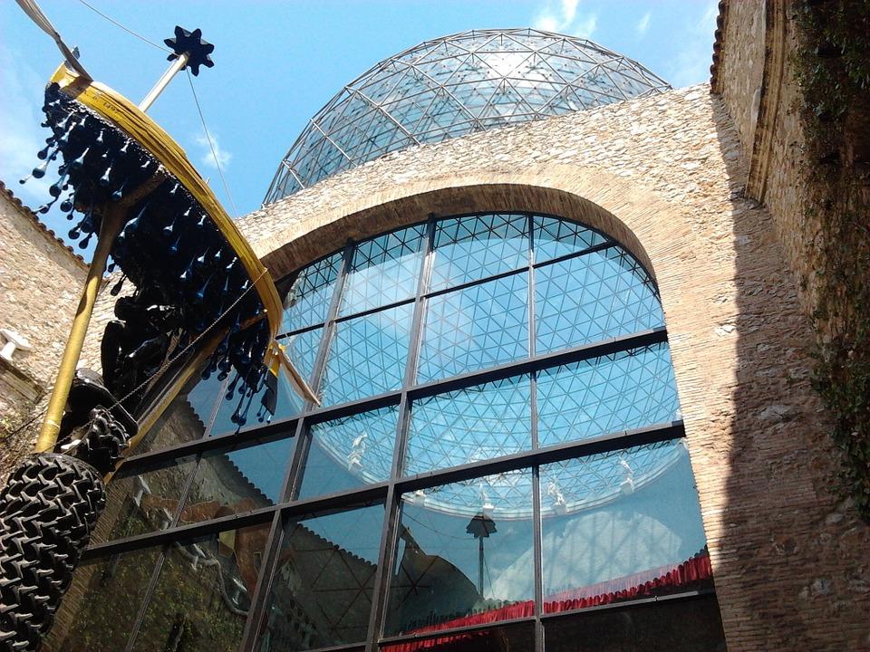 Le musée Salvador Dali