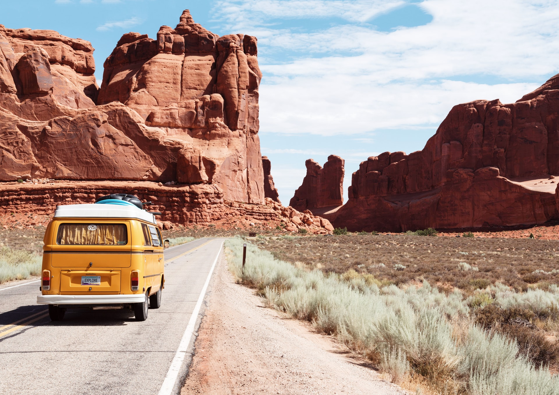 Partir en road trip : les 3 choses à ne pas oublier